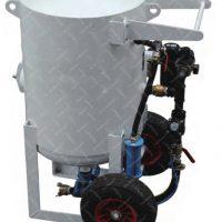 600lb Sandblasting Pot
