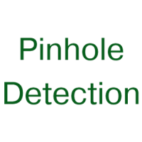 Pinhole Detection