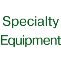 Specialty Equipment